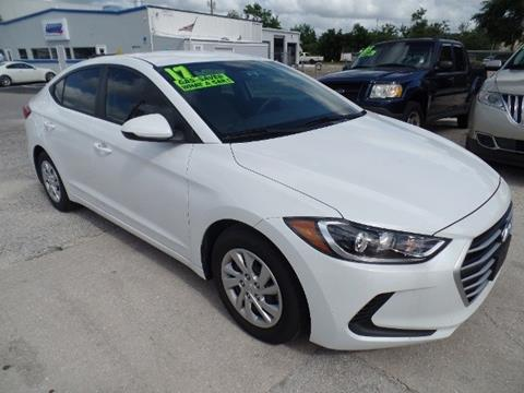 2017 Hyundai Elantra for sale in Punta Gorda, FL
