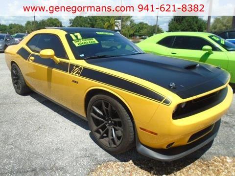 2017 Dodge Challenger for sale in Punta Gorda, FL