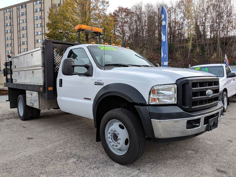2006 Ford F-550 for sale in West Warwick, RI
