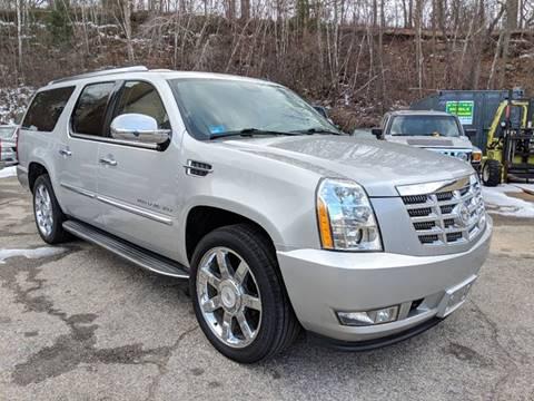 2011 Cadillac Escalade ESV for sale in West Warwick, RI