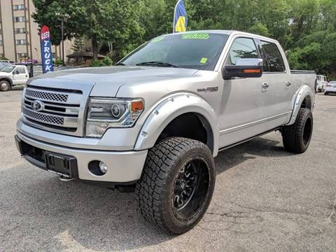 2014 Ford F-150 for sale in West Warwick, RI