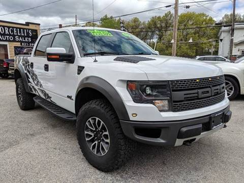 2013 Ford F-150 for sale in West Warwick, RI