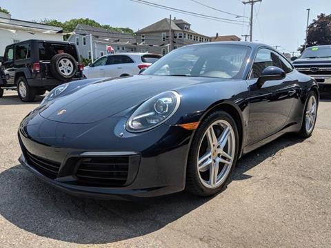 2017 Porsche 911 for sale in West Warwick, RI
