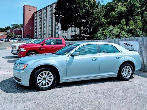 2012 Chrysler 300 for sale in West Warwick, RI