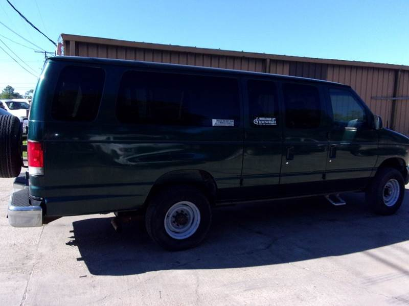 2000 Ford E-350 3dr SD Extended Cargo Van - Lake Charles LA