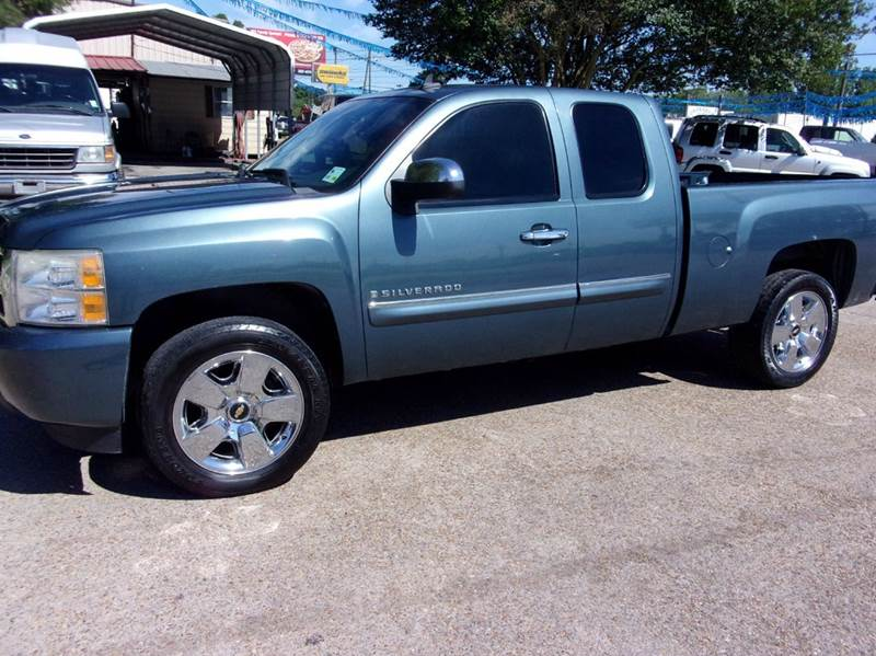2009 Chevrolet Silverado 1500 4x2 LS 4dr Extended Cab 6.5 ft SB - Lake Charles LA