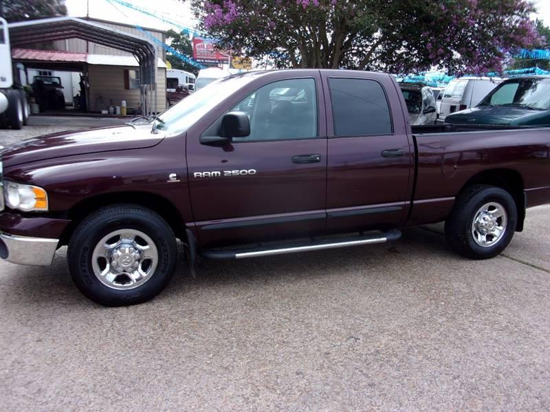 Dodge Used Cars Pickup Trucks For Sale Lake Charles Contraband Auto ...