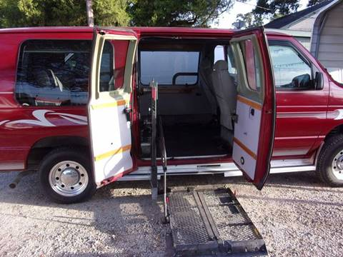 2001 Ford E-250 for sale in Lake Charles, LA