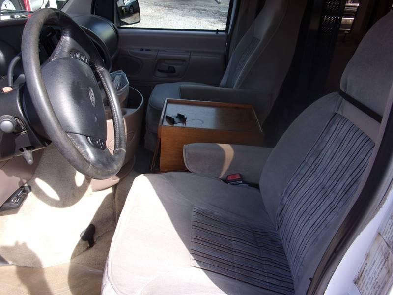 1997 ford e 150 econoline club wagon