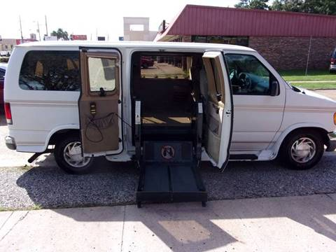 1997 Ford E-150 for sale in Lake Charles, LA