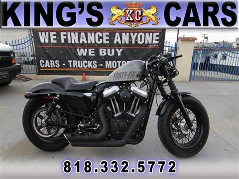 2014 Harley-Davidson Sportster for sale in Sunland, CA