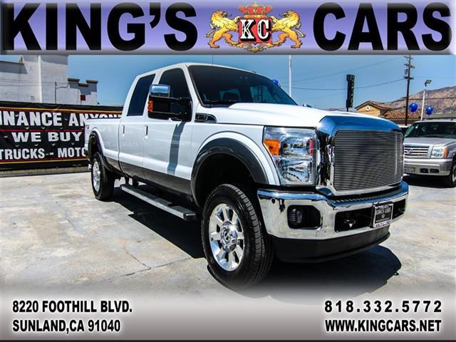 2012 Ford F-350 Super Duty for sale at KINGS CARS INC in Sunland CA