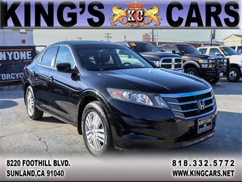 2012 Honda Crosstour for sale in Sunland, CA