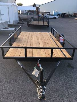 2017 Eagle 6.6 ' X 12' Falcon Grav-Tilt for sale in East Wenatchee, WA