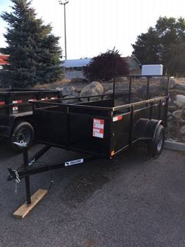 2017 Eagle Falcon 5' X 10' Ramp for sale in East Wenatchee, WA