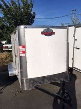 2017 Cargo Mate Challenger 5' X 8' for sale in East Wenatchee, WA