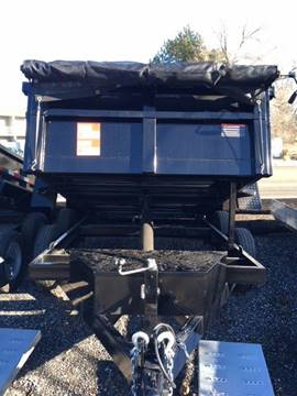 2018 Eagle 6x10 10k Dump for sale in East Wenatchee, WA