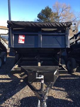 2017 Eagle 6x10 7k Dump for sale in East Wenatchee, WA