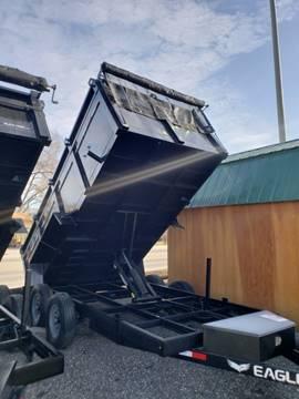 2019 Eagle 7x14 14k High Side Dump for sale in East Wenatchee, WA