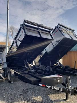 2019 Eagle 7x14 14K Dump for sale in East Wenatchee, WA