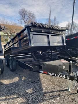 2019 Eagle 6x12 10K Dump for sale in East Wenatchee, WA