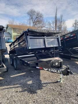 2019 Eagle 6x10 10K Dump for sale in East Wenatchee, WA