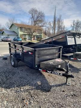 2019 Eagle 5x10 5.2K Dump for sale in East Wenatchee, WA