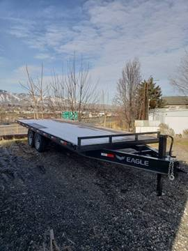 2019 Eagle 8.5x20 14k Deck-Over for sale in East Wenatchee, WA