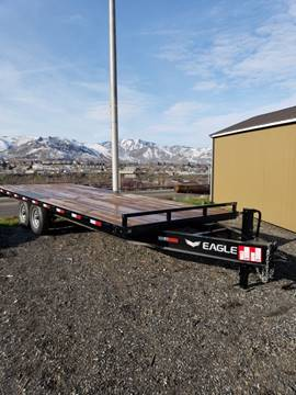 2019 Eagle 8.5x22 14k Deck-Over for sale in East Wenatchee, WA