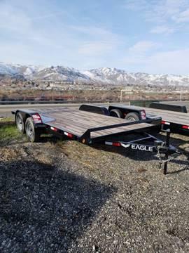 2019 Eagle 7x16 7k Car Hauler for sale in East Wenatchee, WA