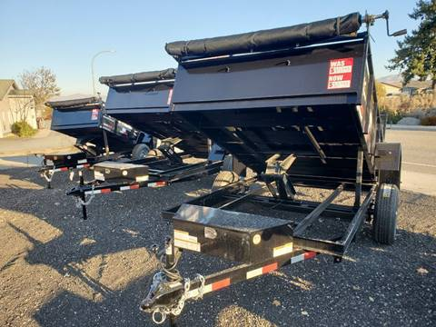 2020 Snake River Trailer DUTILITY 5K 6X10 for sale in East Wenatchee, WA