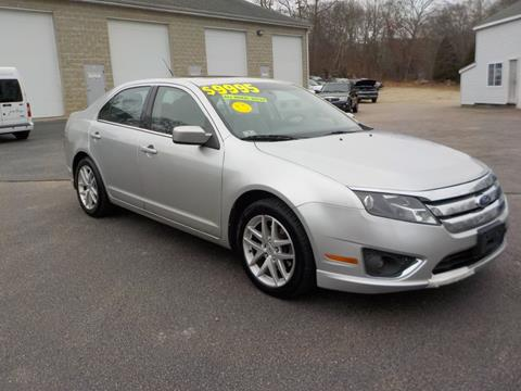 2011 Ford Fusion for sale in Ashaway, RI