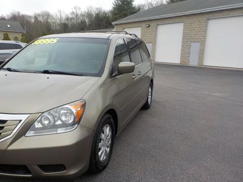 2008 Honda Odyssey for sale in Ashaway, RI