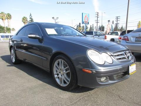 2009 Mercedes Benz CLK For Sale In North Hills, CA
