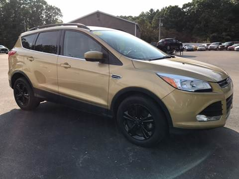 2015 Ford Escape for sale in Fruitport, MI