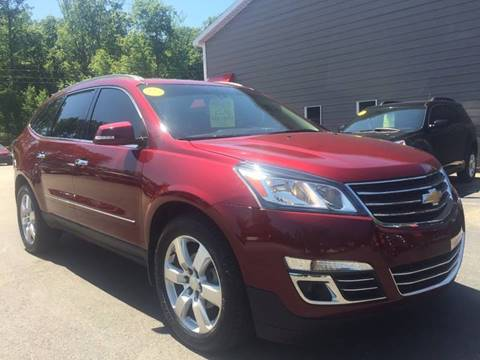 2016 Chevrolet Traverse for sale in Fruitport, MI