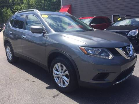 2016 Nissan Rogue for sale in Fruitport, MI