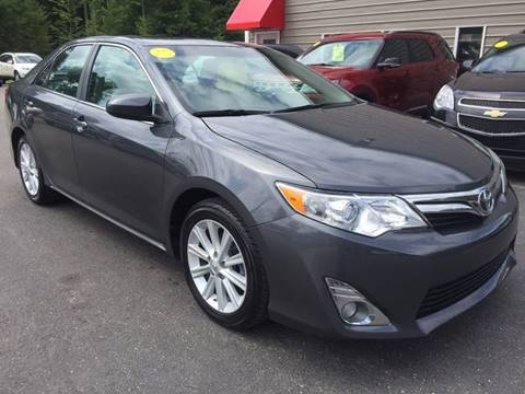 2012 Toyota Camry for sale in Fruitport, MI