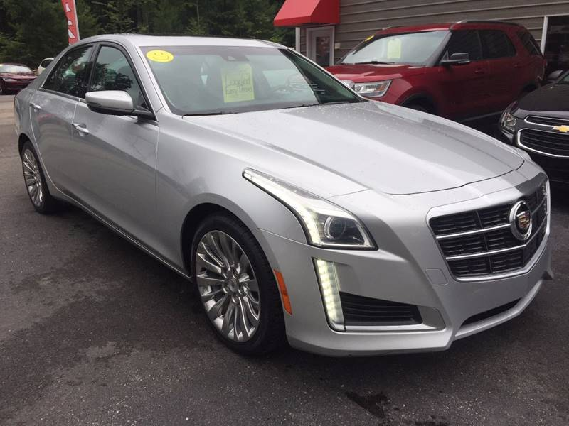 2014 Cadillac Cts For Sale >> 2014 Cadillac Cts 2 0t Luxury Collection In Fruitport Mi Johnson