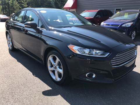 2015 Ford Fusion for sale in Fruitport, MI