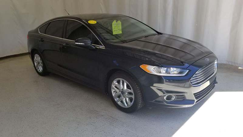 2014 Ford Fusion For Sale >> 2014 Ford Fusion Se In Fruitport Mi Johnson Auto Sales Llc