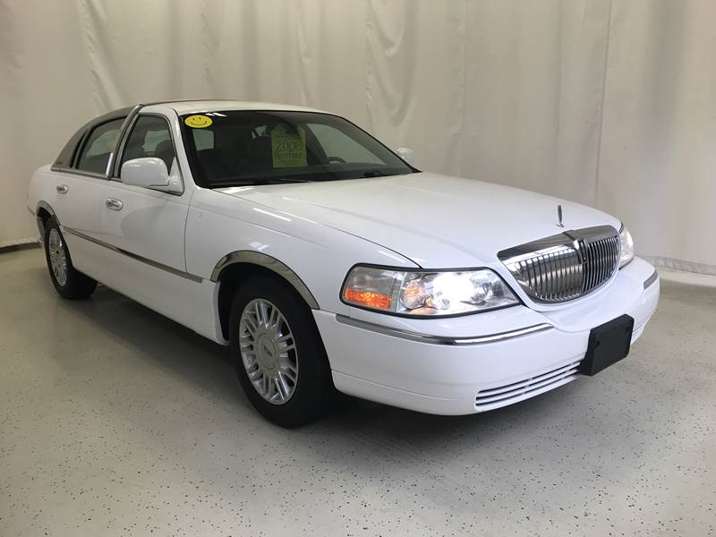 2008 Lincoln Town Car Signature Limited In Fruitport Mi Johnson