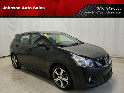 2010 Pontiac Vibe for sale in Fruitport, MI