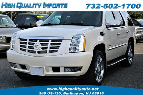 2012 Cadillac Escalade For Sale >> 2012 Cadillac Escalade For Sale In Burlington Nj