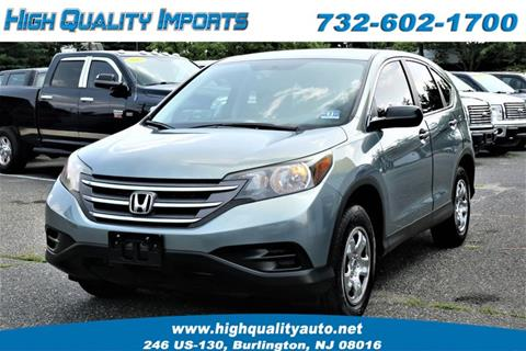 2012 Honda CR-V for sale in Burlington, NJ