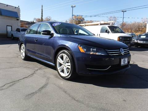 2014 Volkswagen Passat for sale in Provo, UT