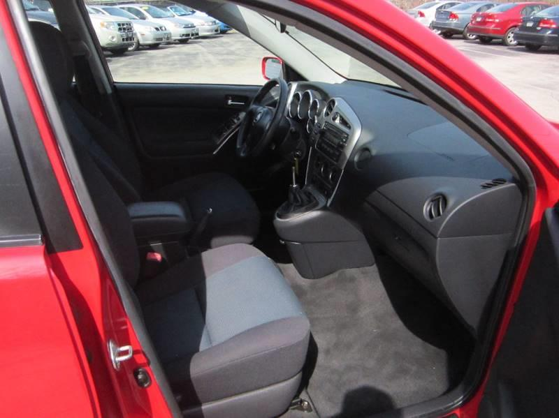 2005 Toyota Matrix XRS 4dr Wagon - Hooksett NH