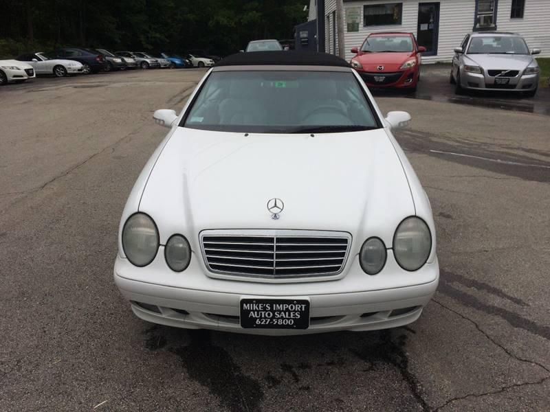 2000 Mercedes-Benz CLK CLK 320 2dr Convertible - Hooksett NH