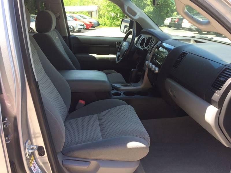 2008 Toyota Tundra 4x4 SR5 4dr Double Cab SB (4.7L V8) - Hooksett NH