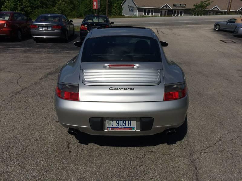 2000 Porsche 911 Carrera 2dr Coupe - Hooksett NH